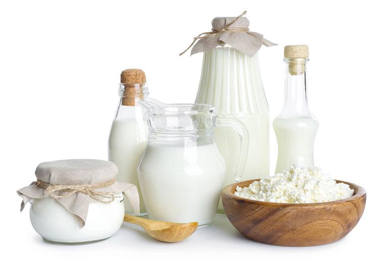 количество холестерина в молочных продуктах