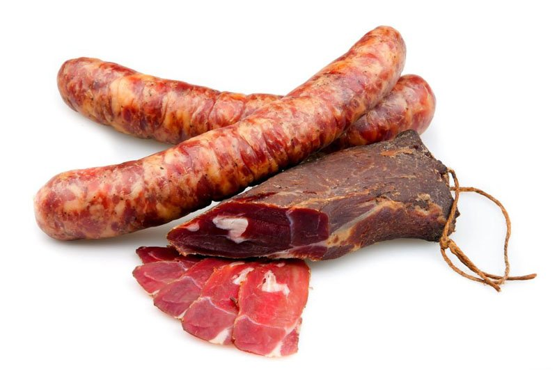мясопродукты - таблица содержания холестерина