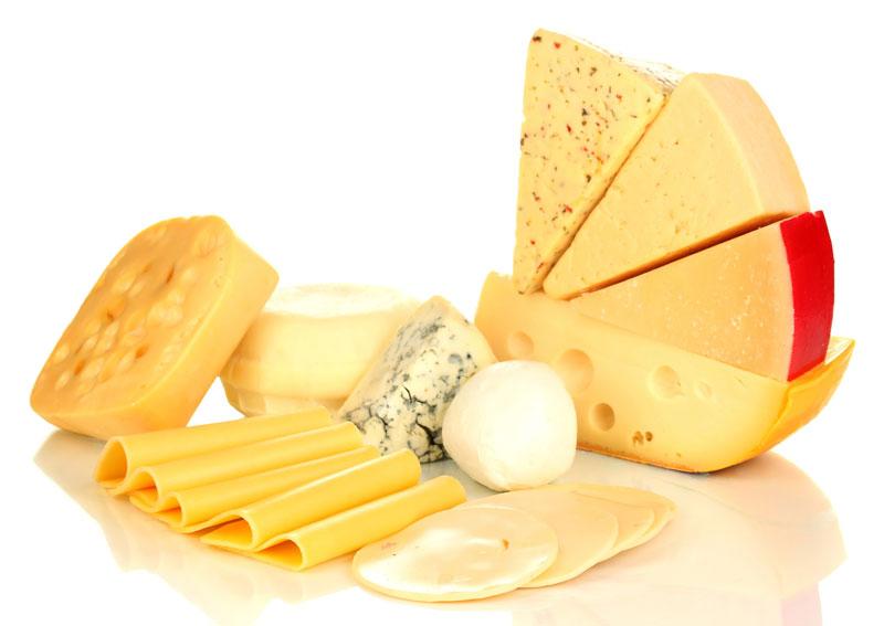 холестерин в сыре