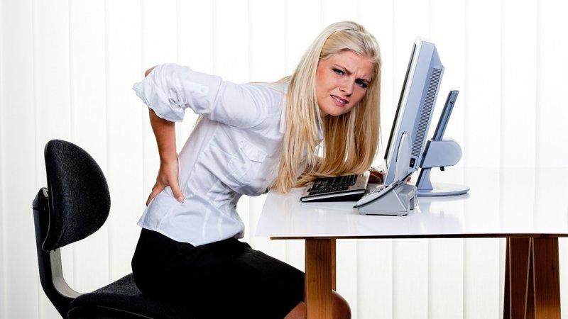 высокий холестерин и гиподинамия (сидячая работа)