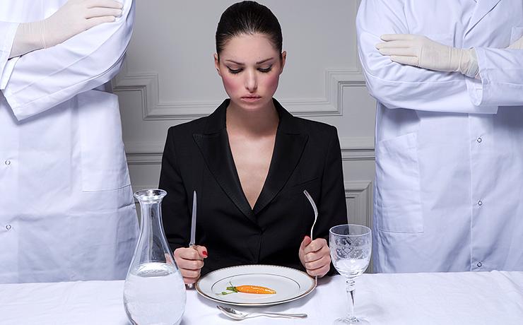 Повышенный холестерин в крови у женщин - вредная диета